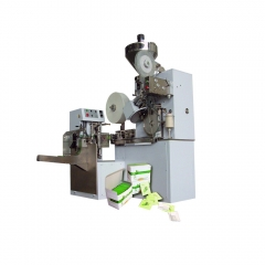 DXDC8IV Automatic High Speed Tea Bag Packaging Machine